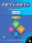 Libro FIFTY-FIFTY INTRO STUDENT + CD, 3ED PAPER