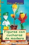 Libro FIGURAS CON CUCHARAS DE MADERA