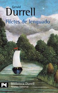Libro FILETES DE LENGUADO