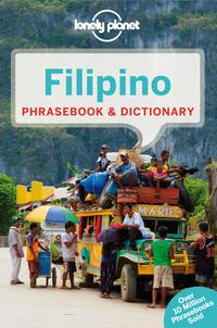 Libro FILIPINOPHRASEBOOK & DICTIONARY 5TH