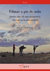 Libro FILMAR A PIE DE AULA