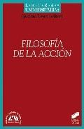 Libro FILOSOFIA DE LA ACCION