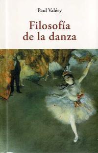 Libro FILOSOFIA DE LA DANZA