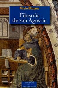 Libro FILOSOFIA DE SAN AGUSTIN