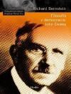 Libro FILOSOFIA Y DEMOCRACIA: JOHN DEWEY