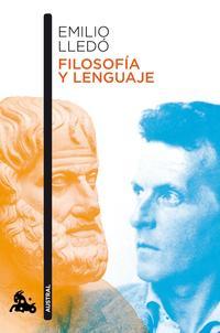 Libro FILOSOFIA Y LENGUAJE