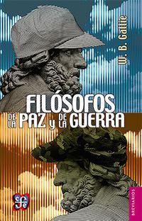 Libro FILOSOFOS DE LA PAZ Y DE LA GUERRA
