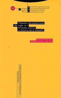 Libro FILOSOFÍA IBEROAMERICANA DEL SIGLO XX VOL. I