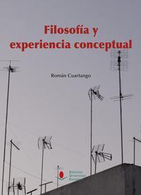Libro FILOSOFÍA Y EXPERIENCIA CONCEPTUAL