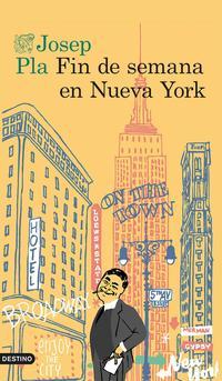 Libro FIN DE SEMANA EN NUEVA YORK