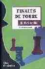 Libro FINALES DE TORRE