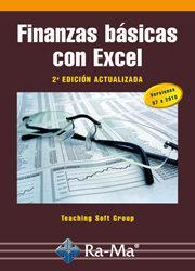 Libro FINANZAS BASICAS CON EXCEL