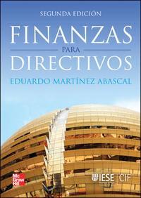 Libro FINANZAS PARA DIRECTIVOS