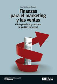 Libro FINANZAS PARA EL MARKETING Y LAS VENTAS