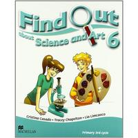 Libro FIND OUT 6 SCIENCE & ART ACT