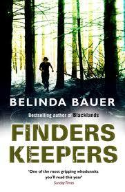Libro FINDERS KEEPERS