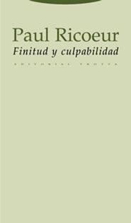 Libro FINITUD Y CULPABILIDAD
