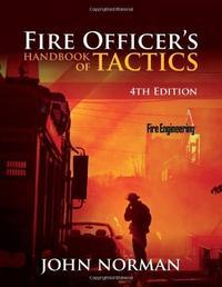 Libro FIRE OFFICER S HANDBOOK OF TACTICS
