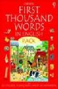 Libro FIRS THOUSAND WORDS IN ENGLISH