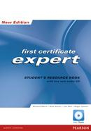 Libro FIRST CERTIFICATE EXPERT STUDENT´S RESOURCE BOOK WITH KEY AND AUDIO CD