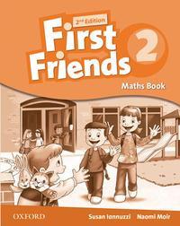 Libro FIRST FRIENDS 2ED MATHS BOOK 2