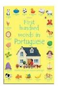 Libro FIRST HUNDRED WORDS IN PORTUGUESE