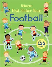 Libro FIRST STICKER BOOK FOOTBALL