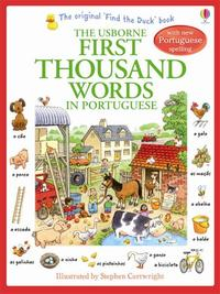 Libro FIRST THOUSAND WORDS IN PORTUGUE