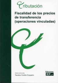Libro FISCALIDAD DE LOS PRECIOS DE TRANSFERENCIA