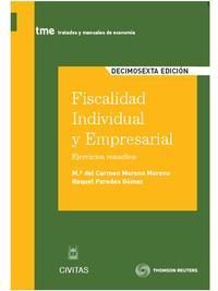 Libro FISCALIDAD INDIVIDUAL Y EMPRESARIAL