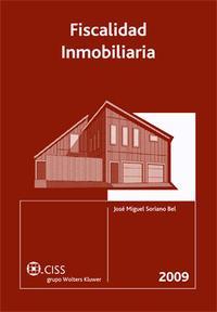 Libro FISCALIDAD INMOBILIARIA 2008-2009