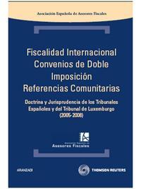 Libro FISCALIDAD INTERNACIONAL: CONVENIOS DE DOBLE IMPOSICION