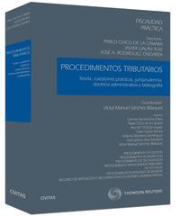 Libro FISCALIDAD PRACTICA: PROCEDIMIENTOS TRIBUTARIOS