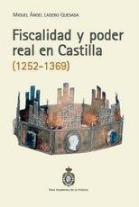Libro FISCALIDAD Y PODER REAL EN CASTILLA