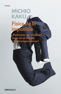 Libro FISICA DE LO IMPOSIBLE