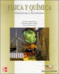 Libro FISICA Y QUIMICA, CIENCIAS DE LA NATURALEZA