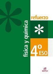 Libro FISICA Y QUIMICA. REFUERZO DE FISICA Y QUIMICA 4º ESO