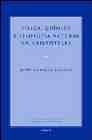 Libro FISICA, QUIMICA Y FILOSOFIA NATURAL EN ARISTOTELES