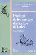 Libro FISIOLOGIA DE LOS ANIMALES DOMESTICOS DE DUKES,