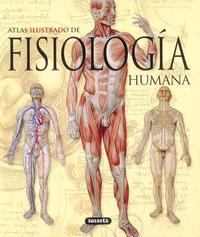 Libro FISIOLOGIA HUMANA: ATLAS ILUSTRADO