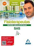 Libro FISIOTERAPEUTA DEL SERVICIO ANDALUZ DE SALUD. TEMARIO ESPECÍFICO VOL. 3