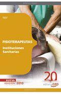 Libro FISIOTERAPEUTAS INSTITUCIONES SANITARIAS. TEST