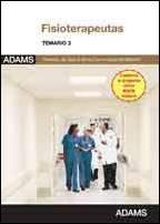 Libro FISIOTERAPEUTAS SERVICIO DE SALUD DE LA COMUNIDAD DE MADRID: CUES TIONARIOS