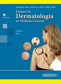 Libro FITZPATRICK. DERMATOLOGÍA EN MEDICINA GENERAL. 8ª ED. 2 TOMOS