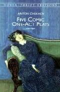 Libro FIVE COMIC ONE-ACT PLAYS