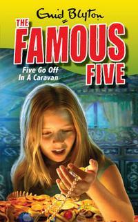 Libro FIVE GO OFF IN A CARAVAN