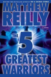 Libro FIVE GREATEST WARRIORS
