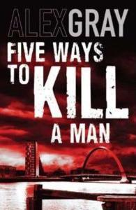 Libro FIVE WAYS TO KILL A MAN