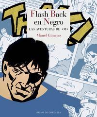 Libro FLASH BACK EN NEGRO