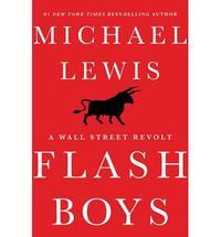 Libro FLASH BOYS: A WALL STREET REVOLT